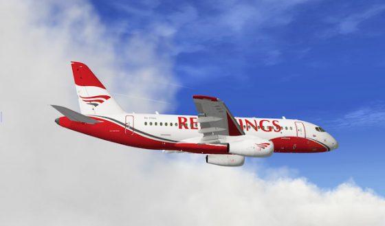 Приятные цены от Red Wings на перелеты в Сочи, Симферополь и Кавказские минеральные воды!