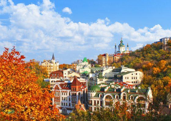 Что довезет до Киева?