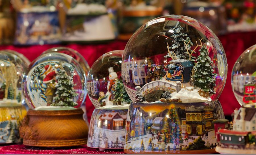 Где и как встретить Рождество в Европе