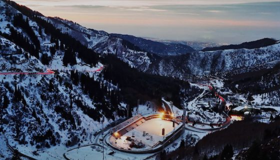 Казахстан – страна степных гор