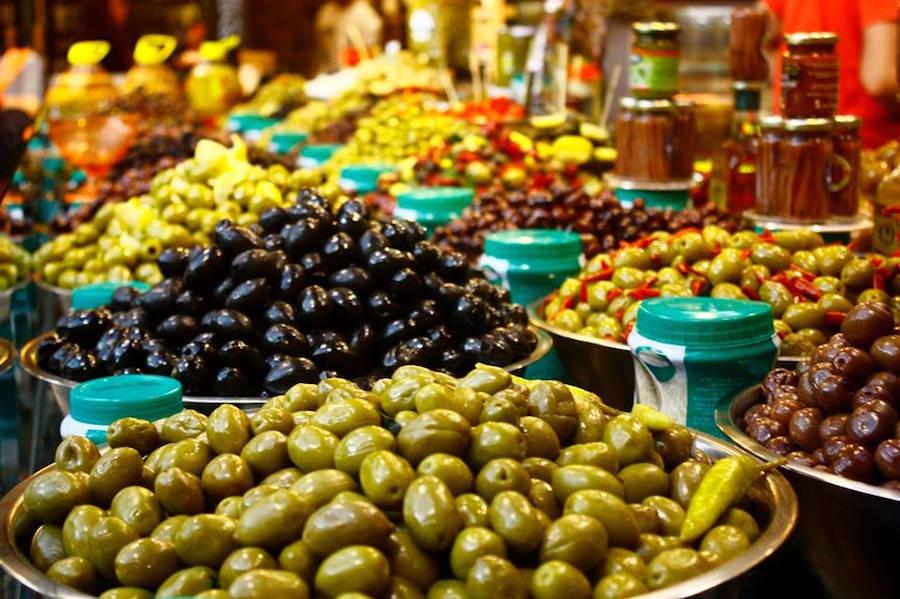 оливки_израиль