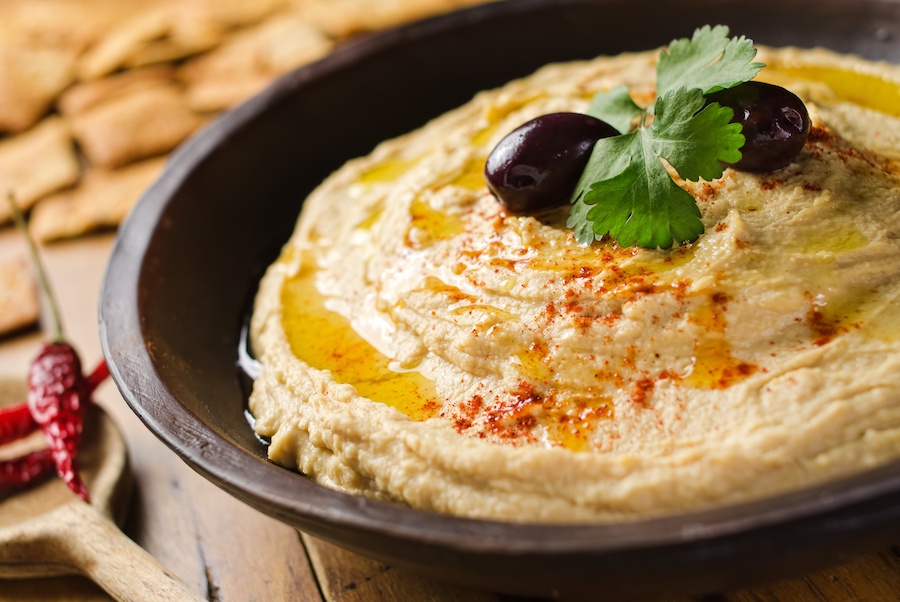 Еда в Израиле: хумус, шварма, Cofix, Benedict и еще кое-что…