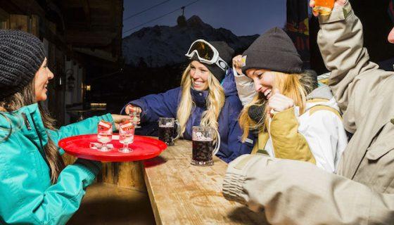 Обзор развлечений на лучших альпийских курортах