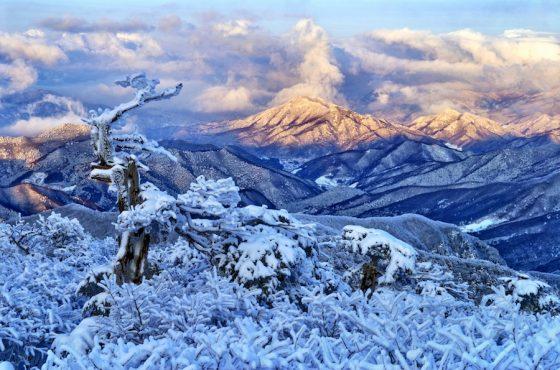 Лучшие горнолыжные курорты Кореи
