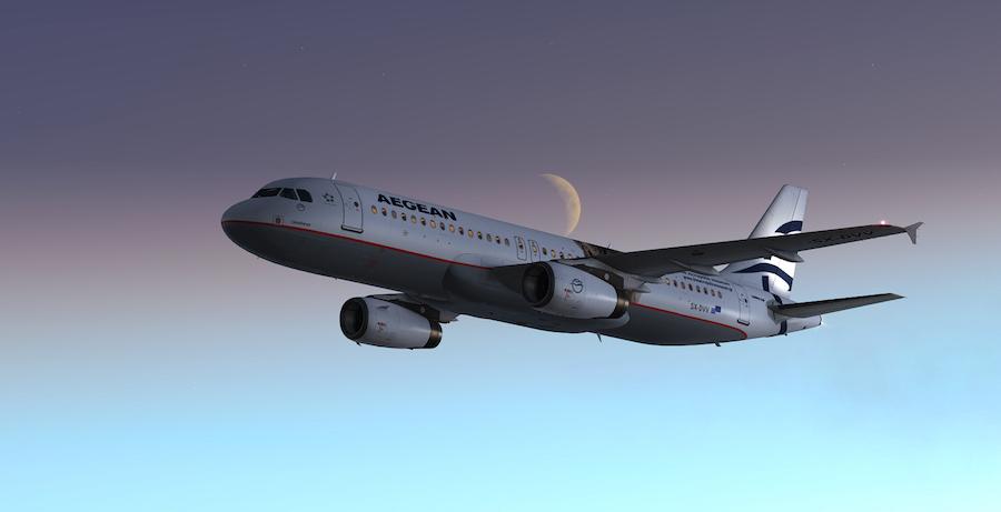 Aegean Airlines. Я хочу лететь сейчас!