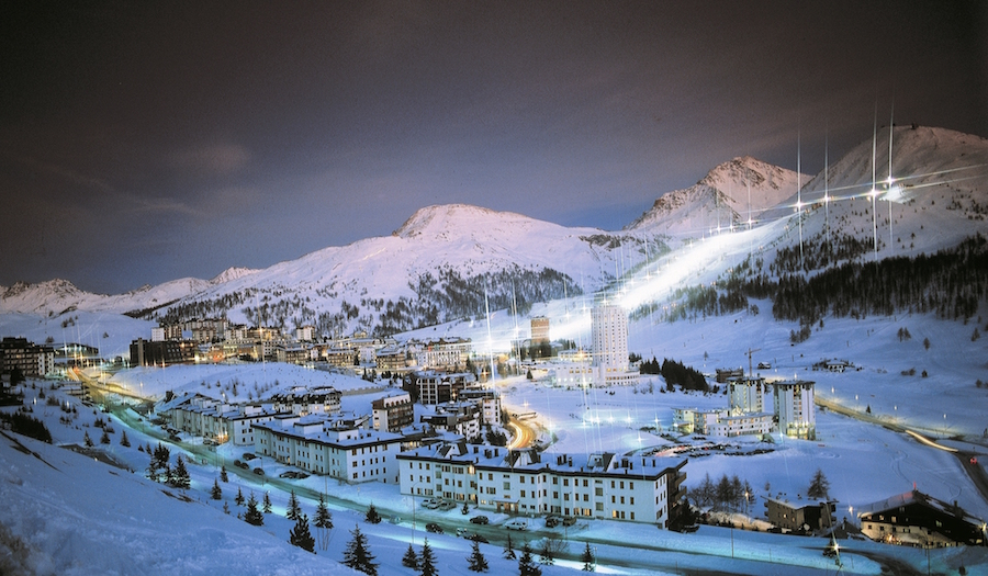 World___Italy_Night_lights_of_the_ski_resort_of_Sestriere__Italy_065102_