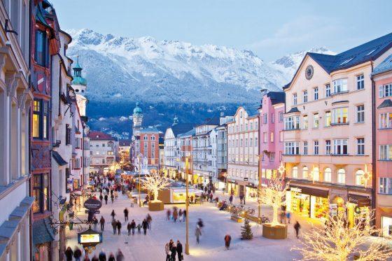 Как найти свой курорт среди Австрийских Альп?