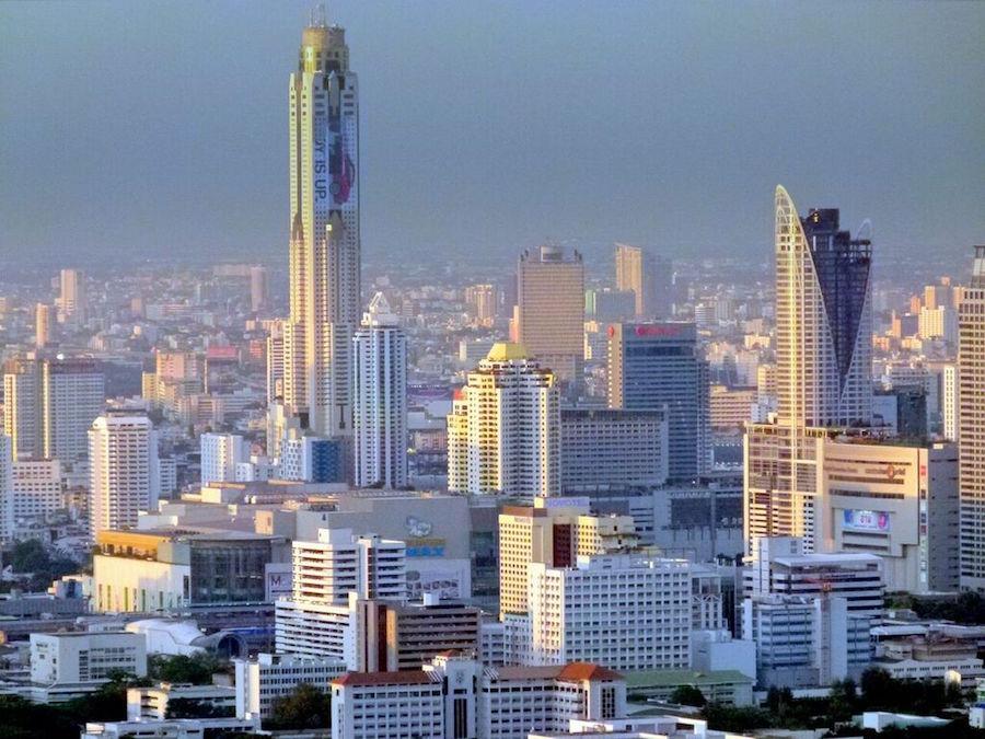 Бангкок – город Ангелов
