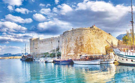 ТОП-5 летних курортов Кипра
