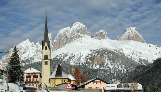 Топ-5 горнолыжных курортов Италии