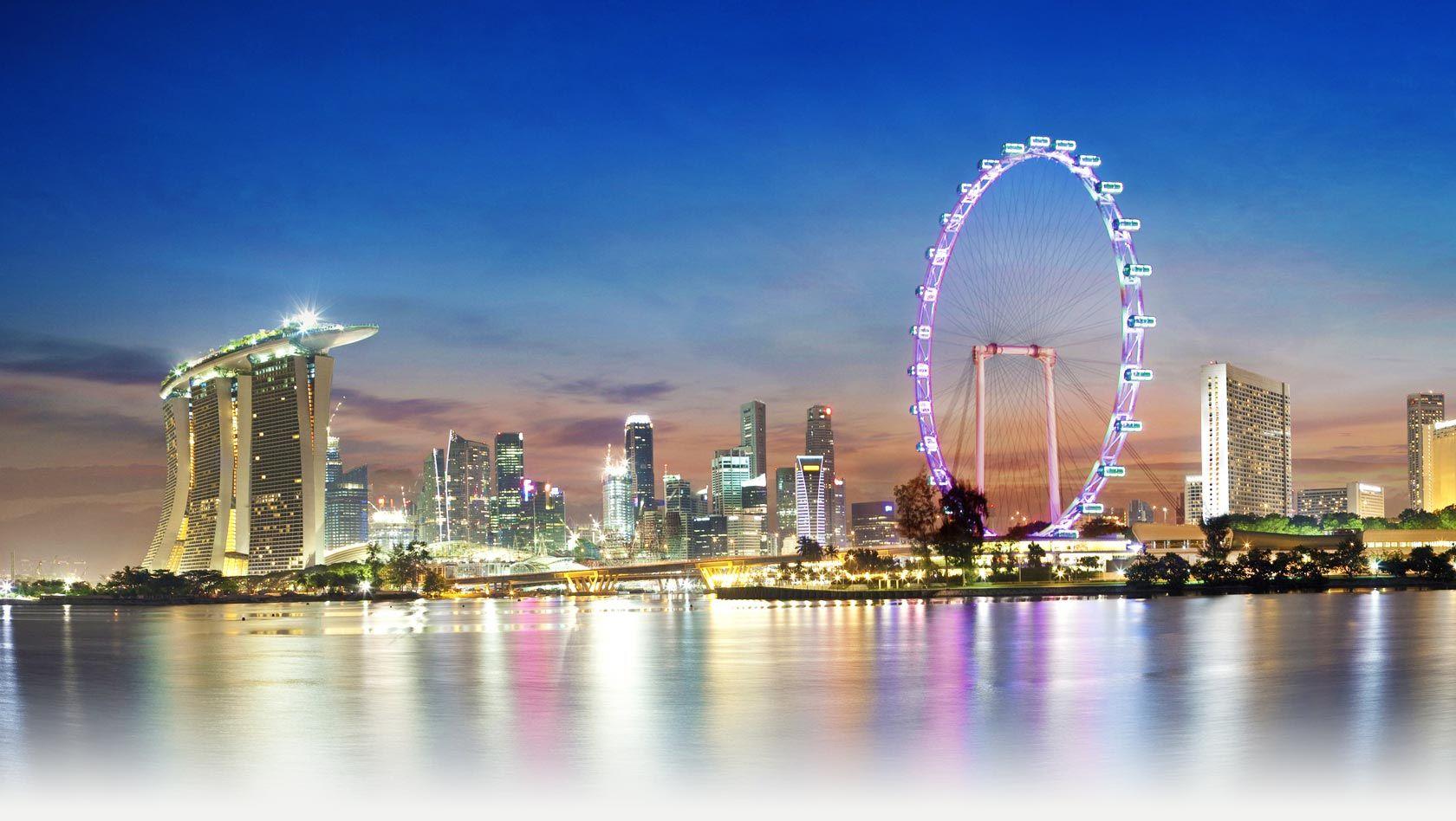 Сингапур. Уикенд в идеальном городе