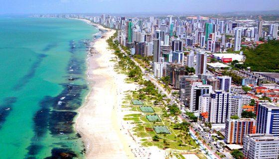 Жаркая Бразилия – пляжная идиллия!
