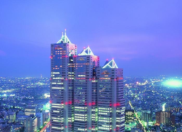 The Tokyo Park Hyatt