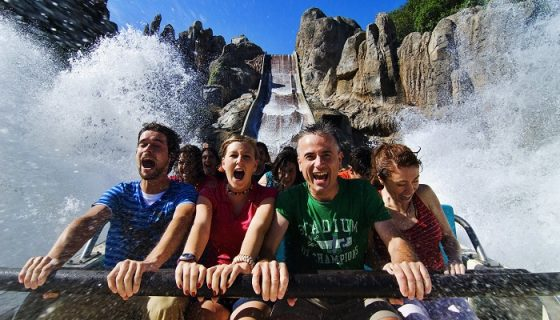 7 Невероятных Аквапарков Европы