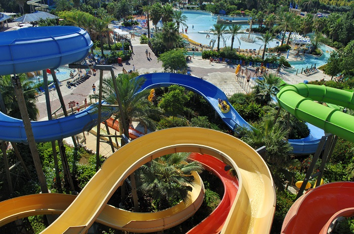 Port Aventura, Caribe Aquatic Park