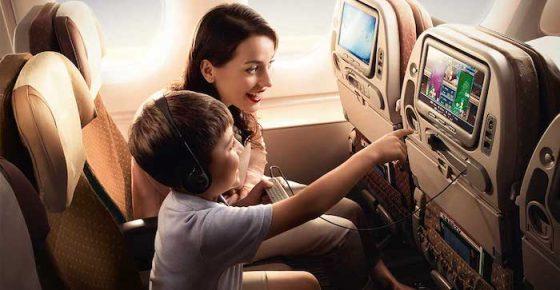 Полезные советы тем, кто летит с Singapore Airlines