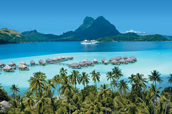 Райские острова Французской Полинезии
