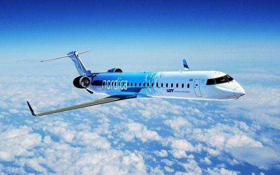 Выиграйте билеты в Таллинн от Авиакомпании Nordica!