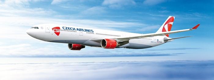 Два авиабилета в Прагу от Czech Airlines!