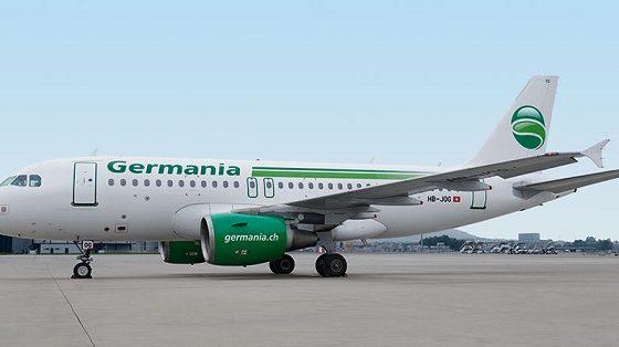 Germania: рейс Санкт-Петербург —Дрезден