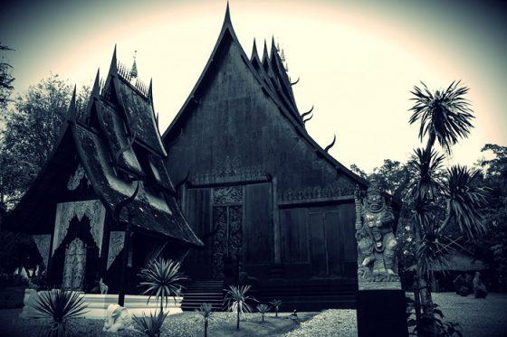 Неизвестный Таиланд: Самый пугающий храм страны