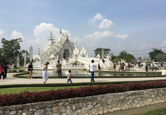Неизвестный Таиланд: Белый Храм в Чианг Рае