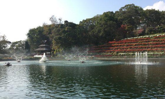 Неизвестный Таиланд: Зимняя резиденция короля или страна цветов