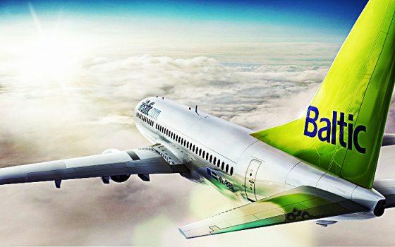 Новая распродажа билетов на осень от airBaltic!