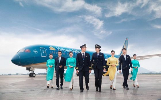 Boeing Dreamliner на маршруте Москва - Ханой