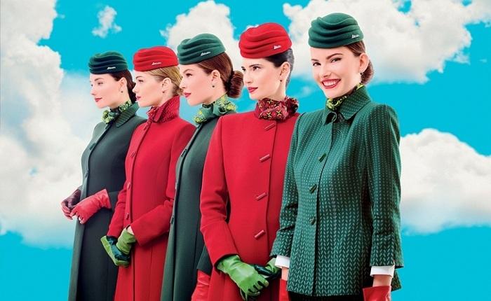 По всему миру на крыльях Alitalia!