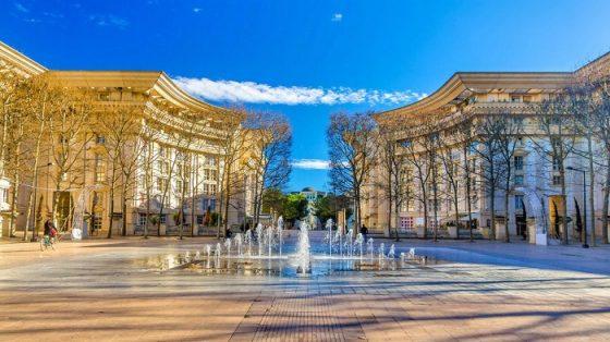 Еще один удивительный город Франции - Монпелье
