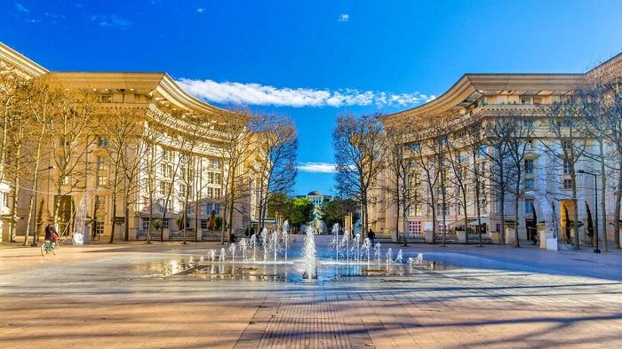Еще один удивительный город Франции — Монпелье