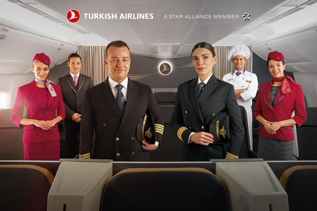 На что похож полет в бизнес-классе Boeing Dreamliner от Turkish Airlines?