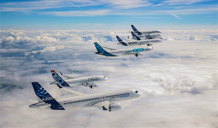 Чем мы дышим в самолете?