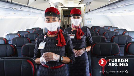 Скидки на билеты Turkish Airlines