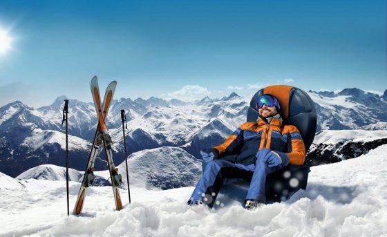 Бесплатный провоз лыж или сноуборда на рейсах Аэрофлот